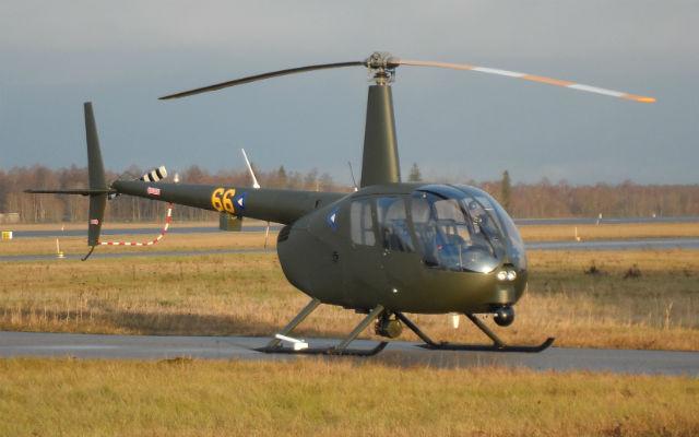Robinson R44 - Amari AFB - Beth