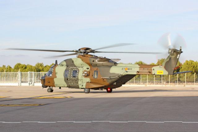 Spanish NH90
