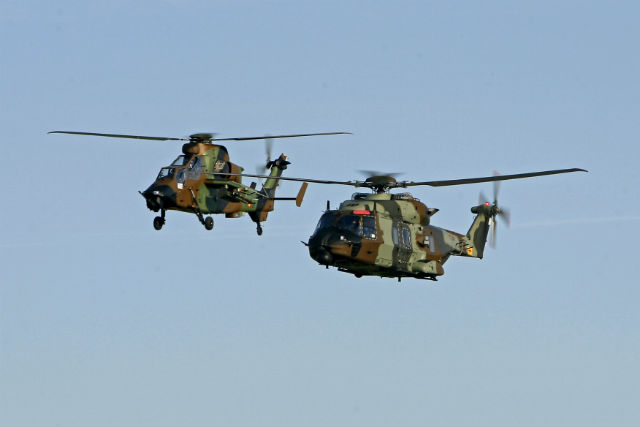 Spanish Tiger NH90