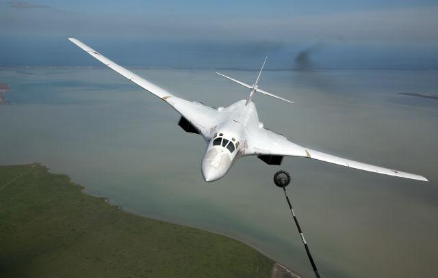 Tu-160SM