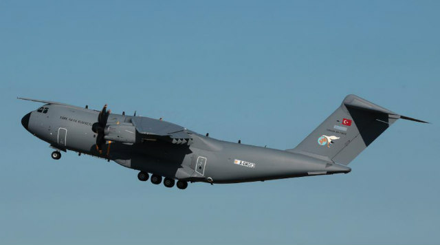Turkish A400M 2 - Airbus Defence & Space