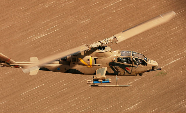 AH-1 - Israeli air force