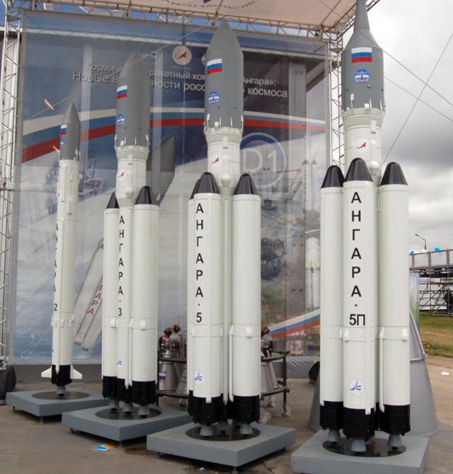 Angara Missiles