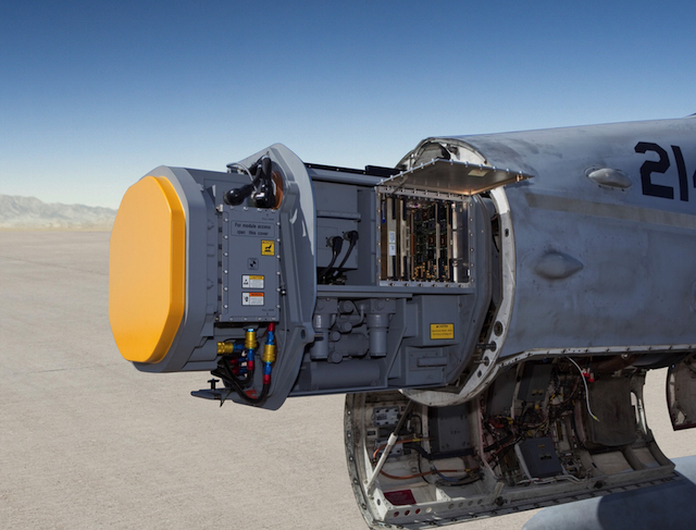 APG-79(V)X radar