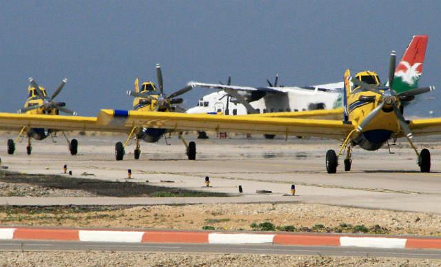 AT-802s - Israeli air force
