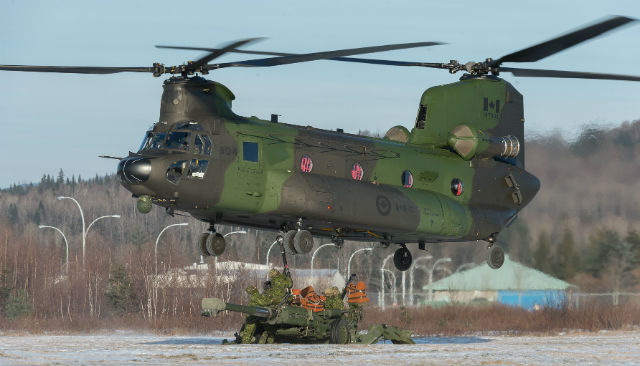 CH-47 - Royal Canadian Air Force