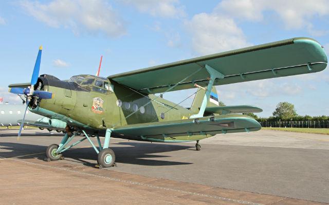 Estonian AF AN-2 - AirTeamImages