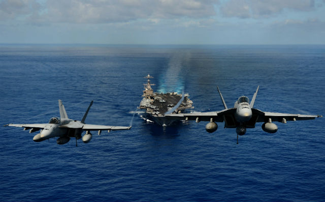F-18Es - US Navy