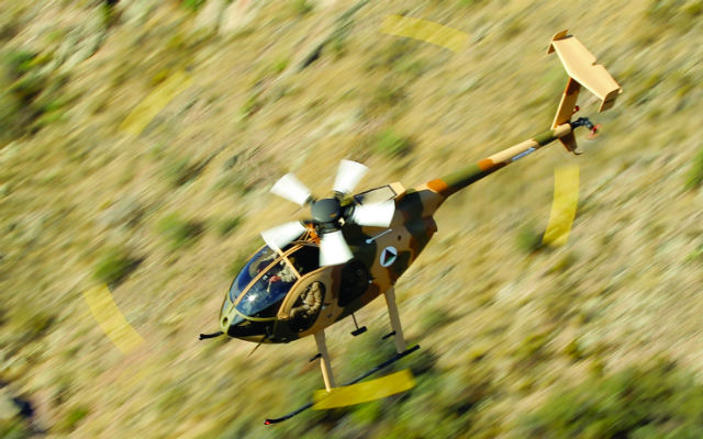 MD530F - MD Helicopters