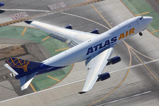 Atlas 747 c ATI