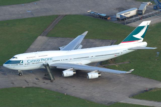 Cathay Pacific 747 c ATI