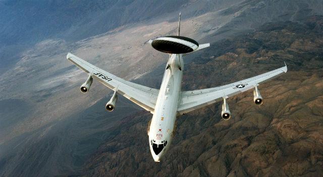 E-3 - USAF