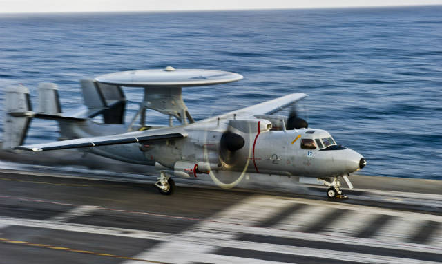French E-2C - Rex Features