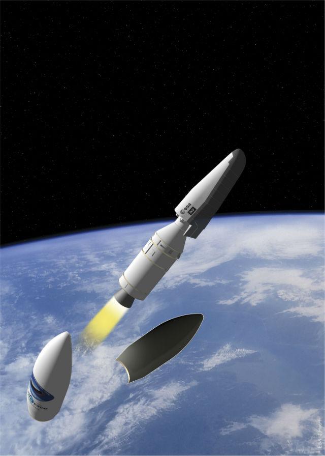 IXV fairing separation c ESA