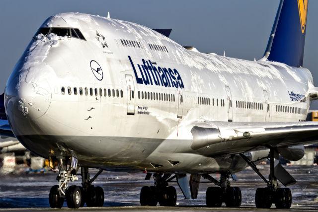 Lufthansa 747 c ATI