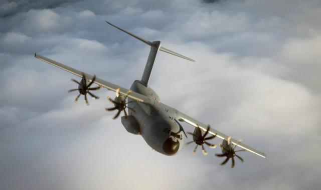 Malaysia A400M debut - Airbus Defence & Space