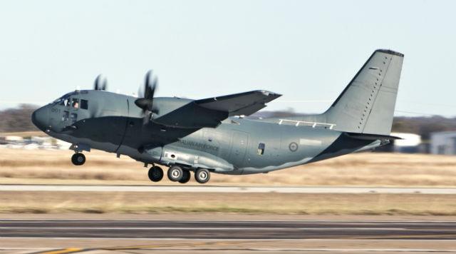RAAF C-27J - Commonwealth of Australia