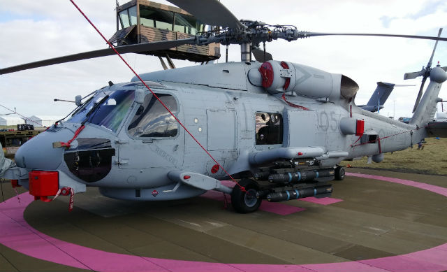 RAN MH-60R - Greg Waldron