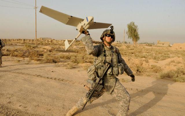 US Army Raven UAV - Rex
