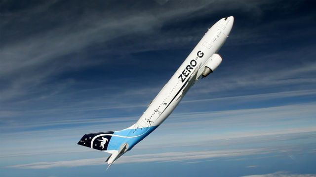 a300zero-g in flight c Novespace