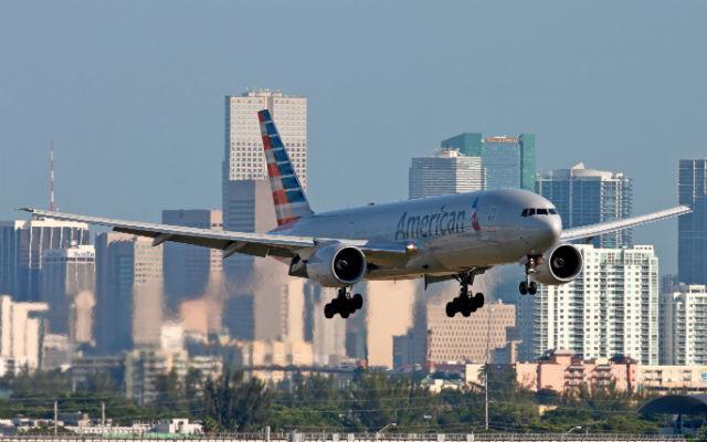 American 777 - ATI