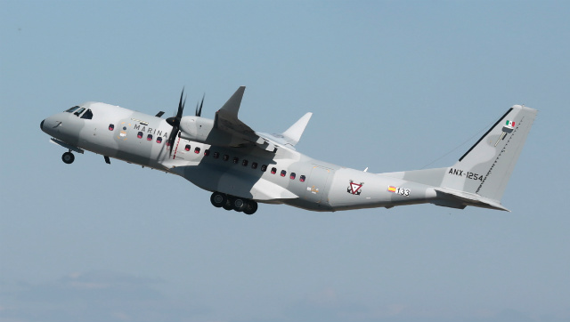 C295W Mexico - Airbus Defence & Space