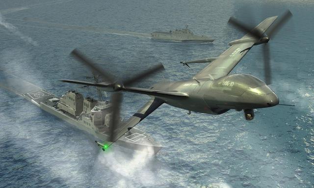 DARPA Tern 640