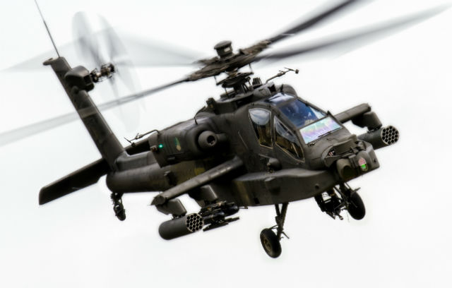 Dutch Apache - AirTeamImages