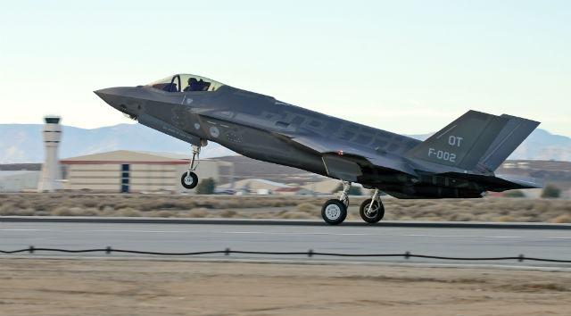 Dutch F-35 - US Air Force