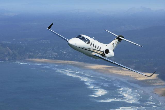 Hawker-400XPR-A2A  640 c Textron Aviation