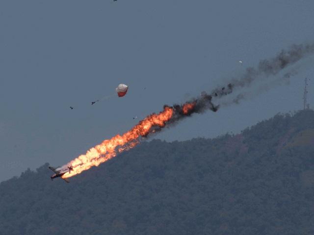 KT-1 crash Indonesi