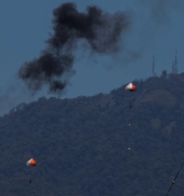 KT-1 crash indonesia
