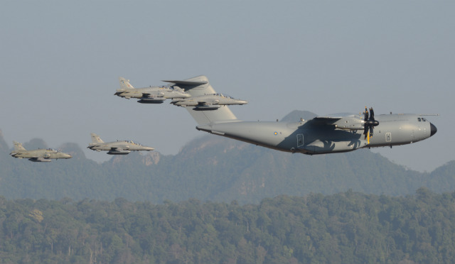 Malaysia A400M - Peter Foster