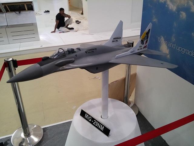 Mig-29nm model