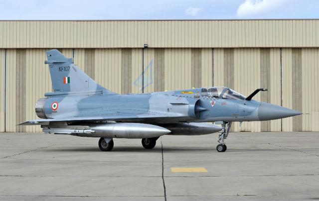 Mirage 2000I - Dassault Aviation