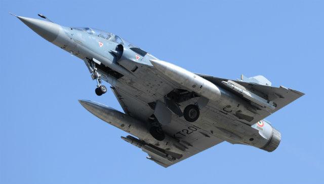 Mirage 2000TI - Dassault Aviation