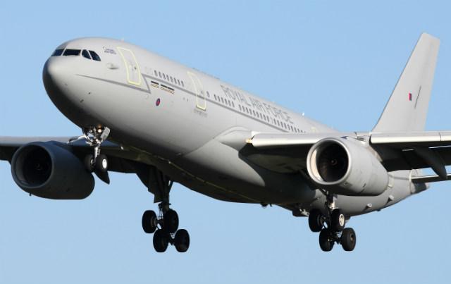 RAF Voyager - AirTeamImages