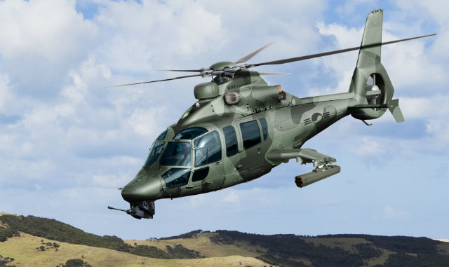 South Korea LCH - Airbus Helicopters