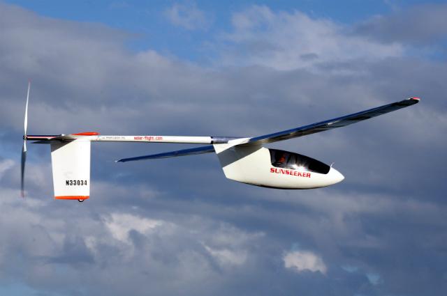 Sunseeker II c Solar-Flight 640
