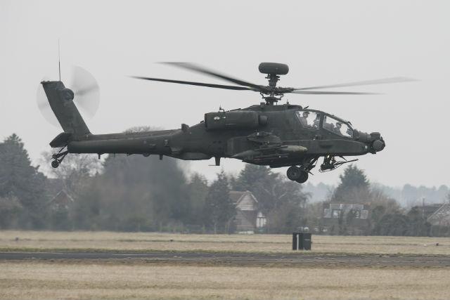 UK Apache AH-64D
