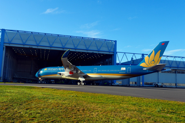 Vietnam Airlines A350 - by airline