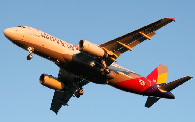 Asiana A320