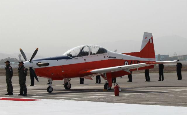 KT-1P - Rex Features