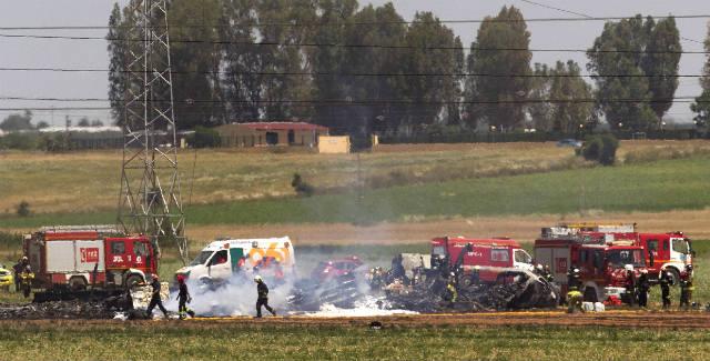 A400M crash - PA