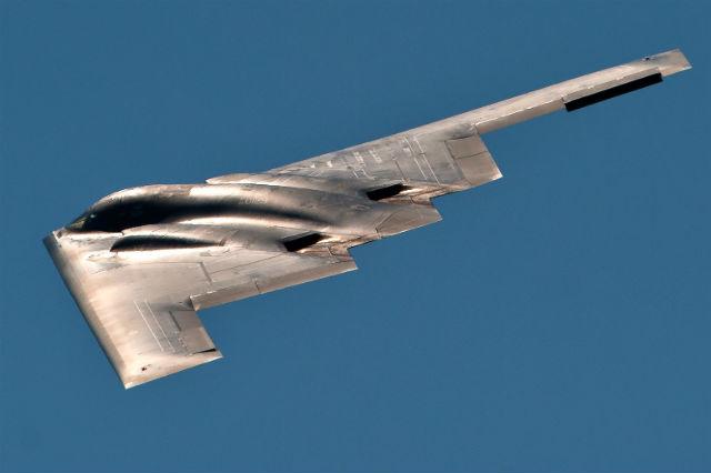 B-2 Spirit c USAF