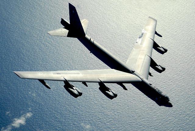 B-52 c USAF 640