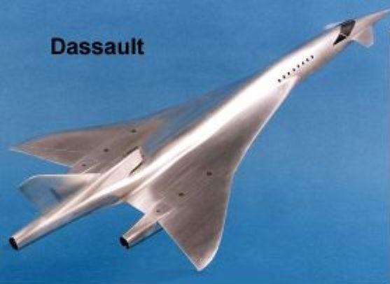 Dassault HISAC c Dassault