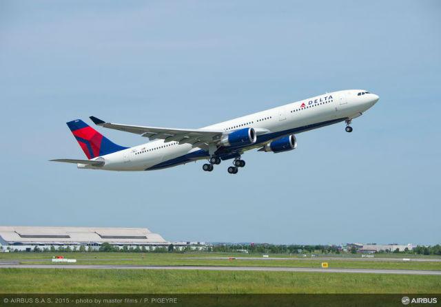 Delta A330 242t