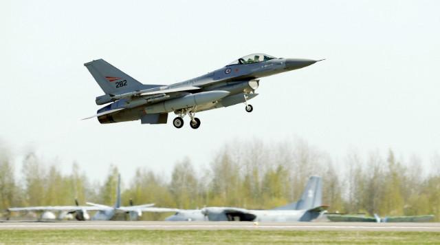 F-16 BAP - Royal Norwegian Air Force