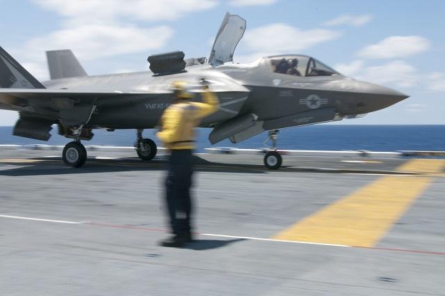 F-35BWASP